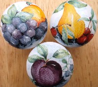 Cabinet knobs Fruit